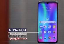Huawei Honor 10 Lite Screen 6.2