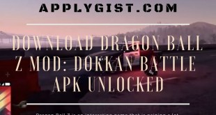 Download Dragon Ball Z Mod_ Dokkan Battle Apk Unlocked