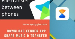 Download Xender App Share Music & Transfer Files
