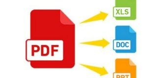 Convert any PDF File With Free Online Tool