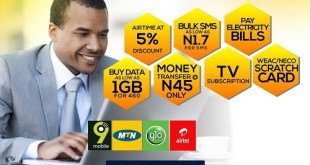 Data Resell and VTU business