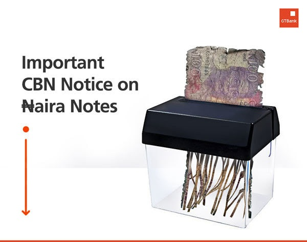 CBN Clean Naira Note Policy
