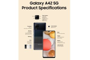 All specifications of Samsung Galaxy A42 5G Released