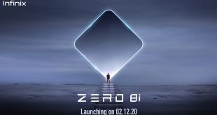 Infinix Zero 8i will be launched on December 3