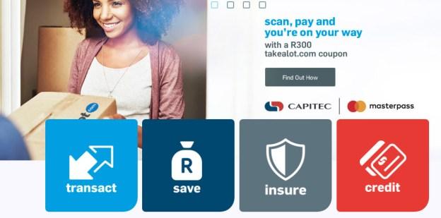 capitec global one personal loan