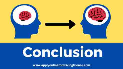 driving license in india conclusion