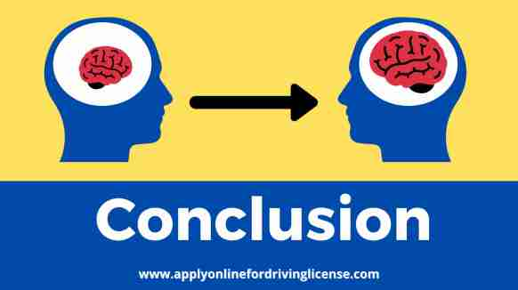 required documents for driving license conclusion
