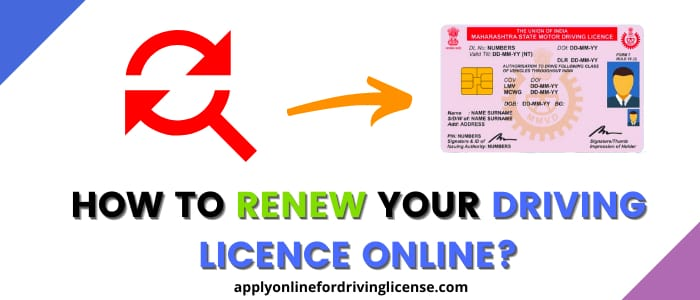 how to renew your driving licence in india