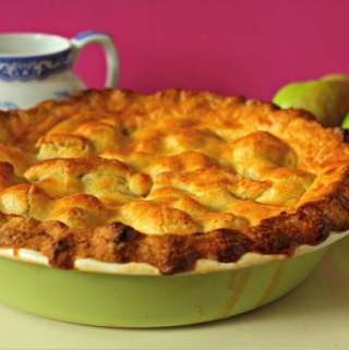Placatory Pregnancy Apple Pie