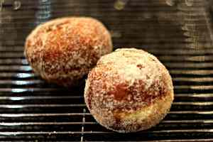 Jam Doughnut recipe
