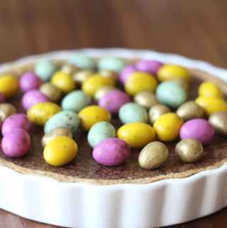 Milk Chocolate Unashamed Easter Tart
