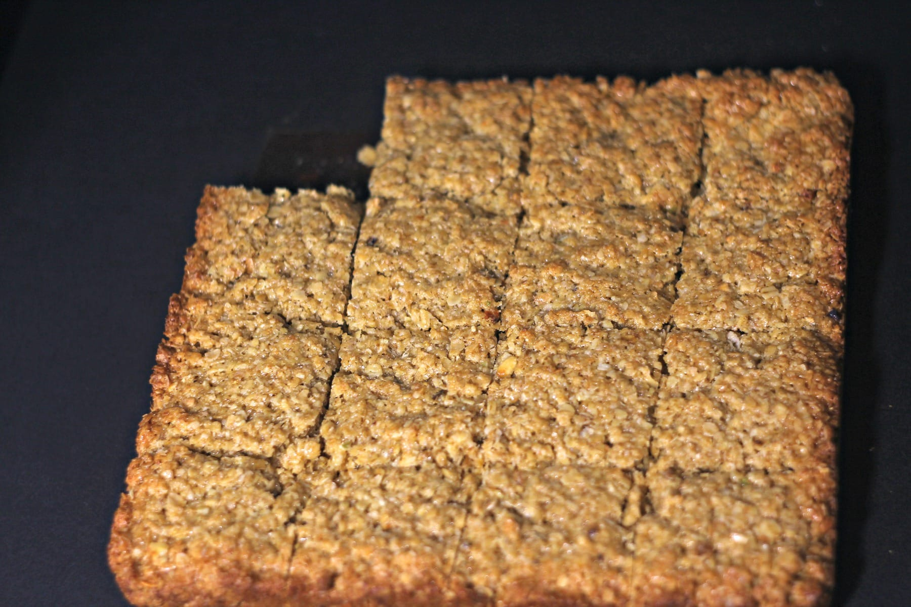 The Best Flapjacks recipe traybake