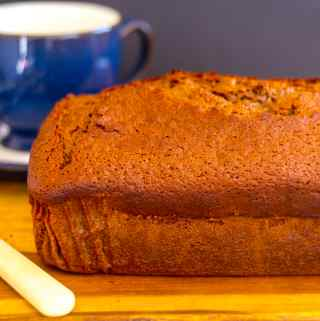 Easy Ginger Cake Loaf.