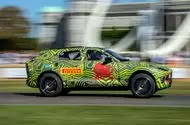 Aston Martin DBX at Goodwood Festival of Speed