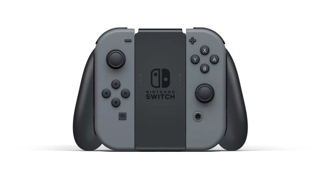 Nintendo Switch Joy-Con Grip controller