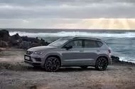 Cupra Ateca Limited Edition front