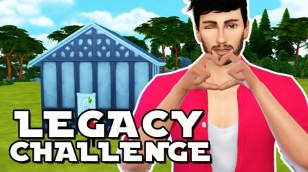 """Sims 4 """"Legacy"""" Challenge"""