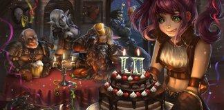 Happy Birthday Lineage 2