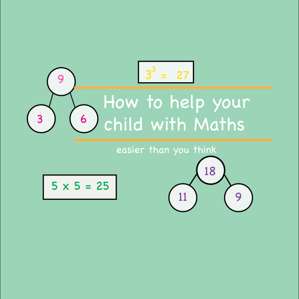 How to help your child do better at Maths