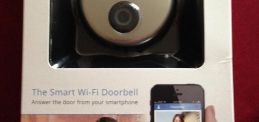 The bell is coming. SkyBell that is.