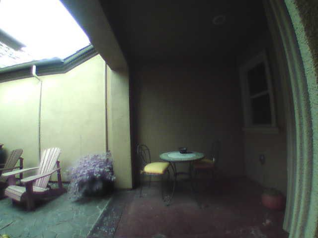 SkyBell Camera View