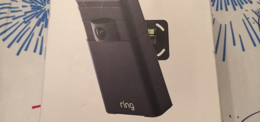 Solar-powered Smart Camera – the Ring Stick Up Cam