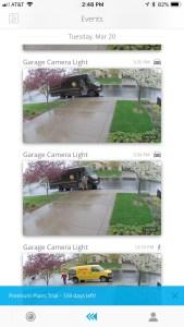 Kuna Lighting Application
