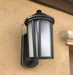 Maximus Smart Security Light
