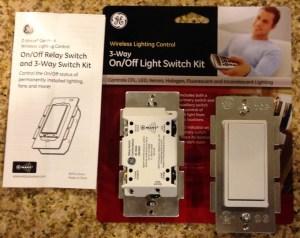 GE 3-Way Z-Wave Smart Switch