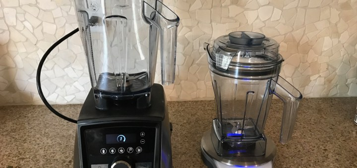 smart vitamix and perfect blend scale