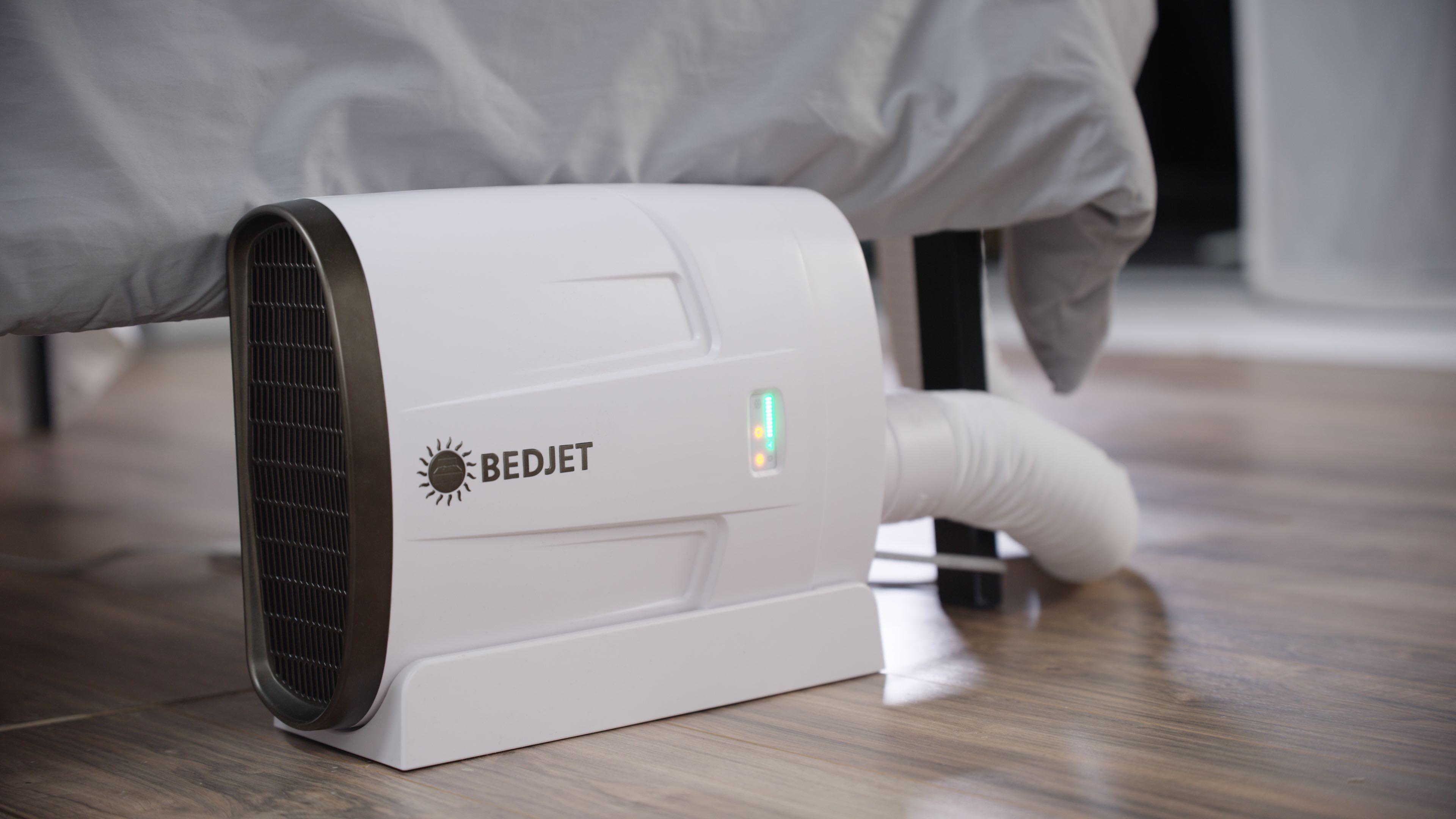 bedjet installed