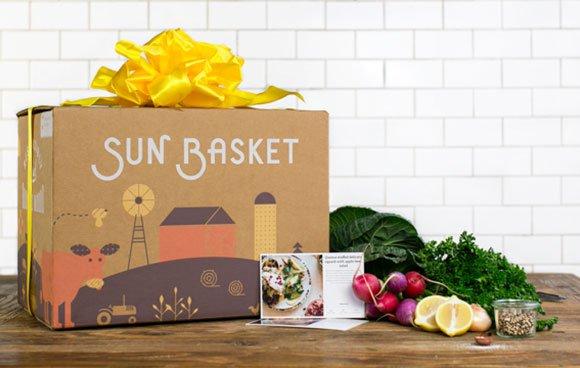 sun basket gift