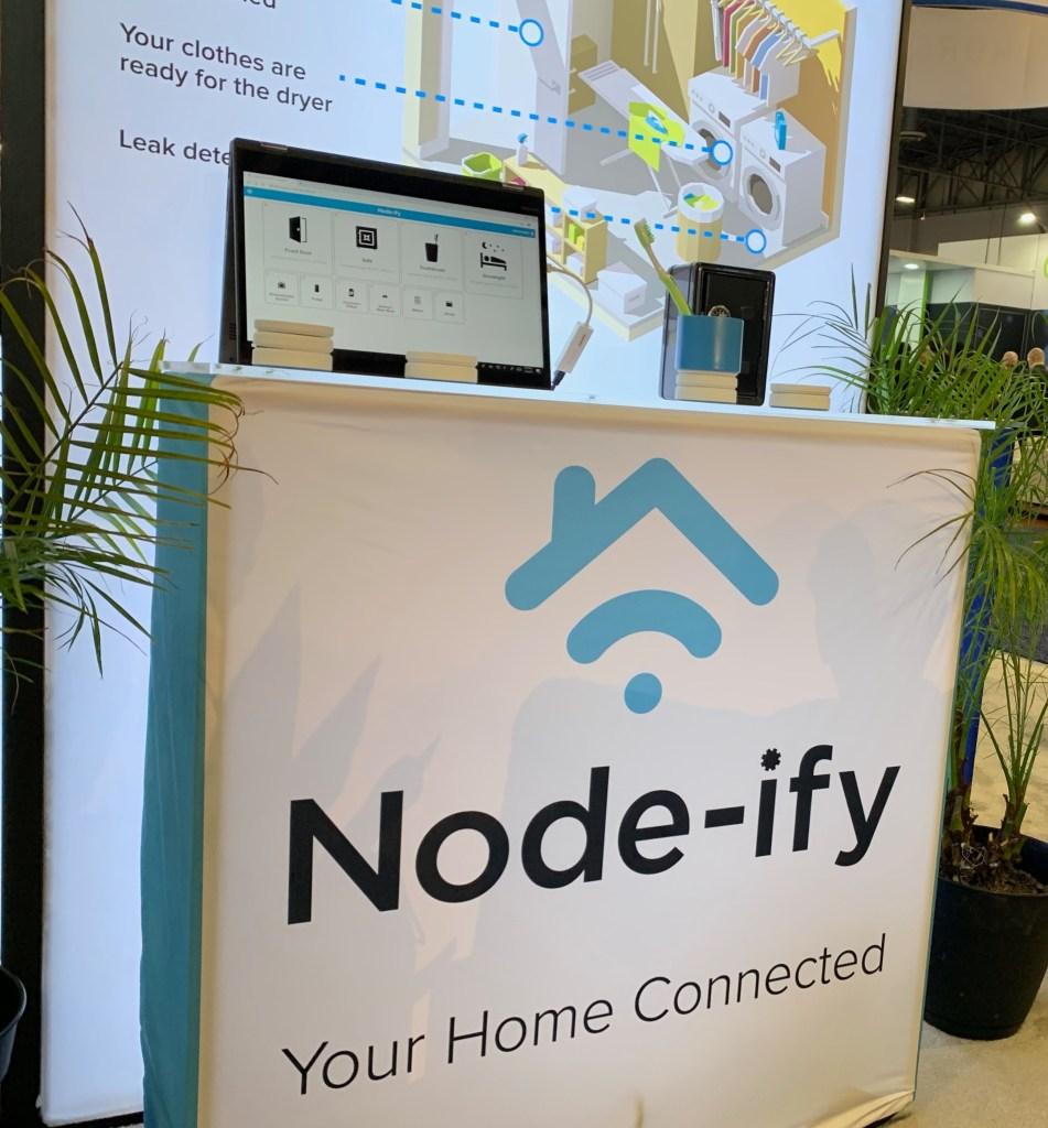 Node-ify Axon CES Demo