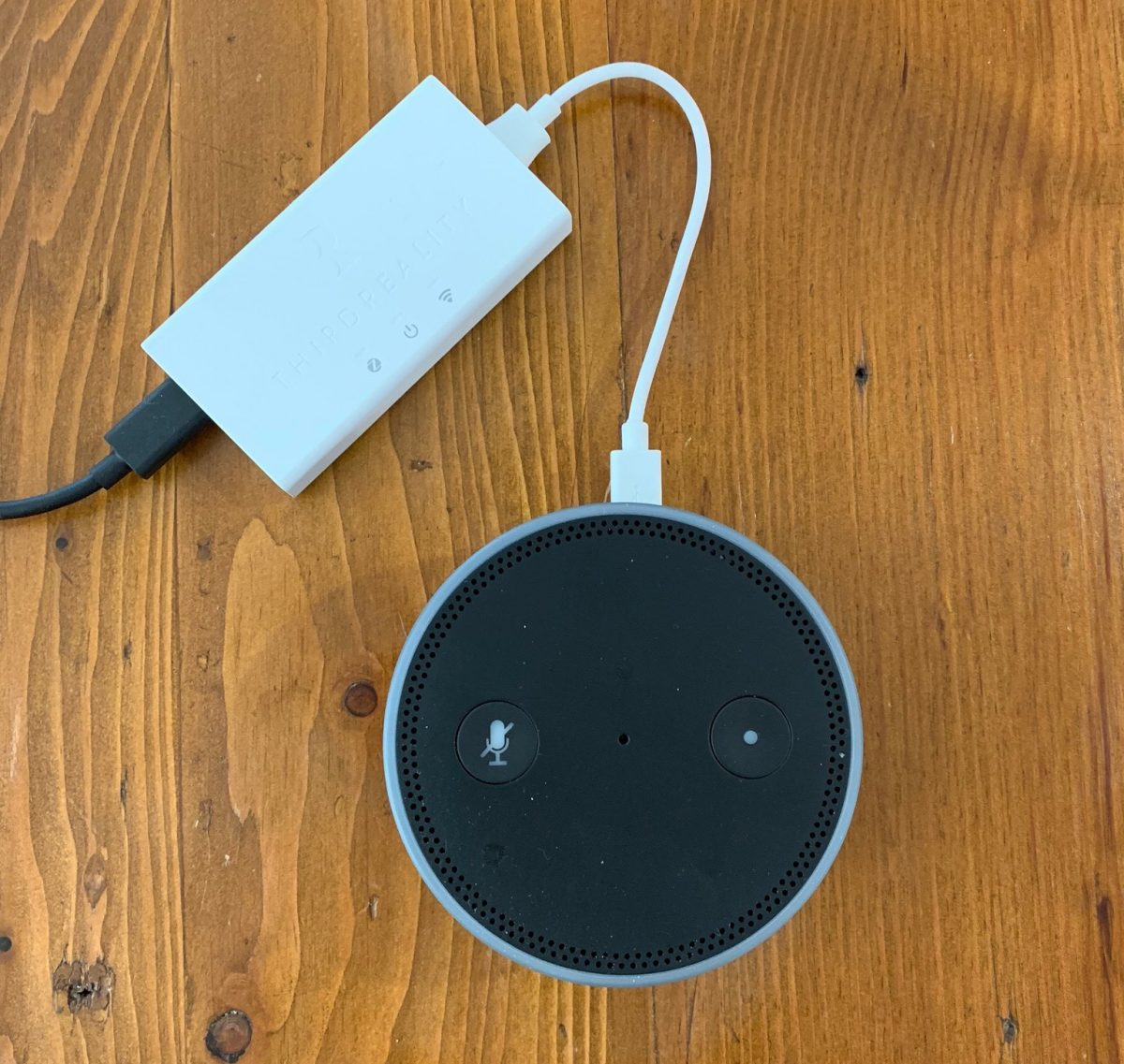 RealityAdapter Amazon Echo Dot