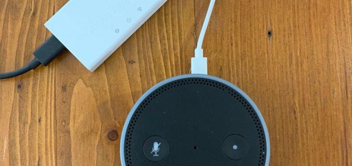 RealityAdapter Amazon Echo Dot