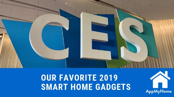 Our favorite CES smart home gadgets graphic
