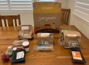 Organic Smart Home Cooking with Sunbasket