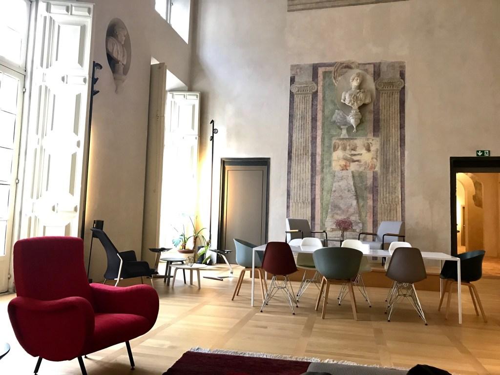 hotel palazzo grillo lounge