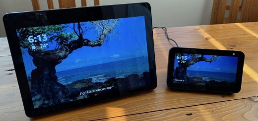 amazon echo show and echo show 5