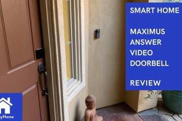 Maximus Answer DualCam Video Doorbell Review