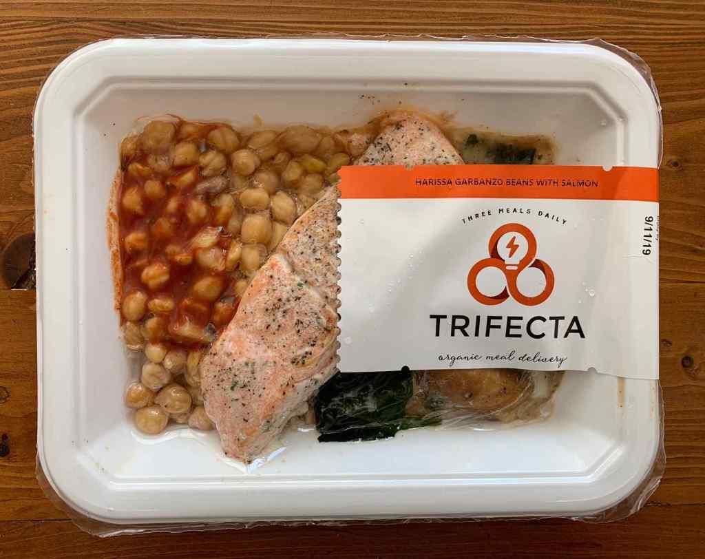 trifecta harissa garbanzo salmon
