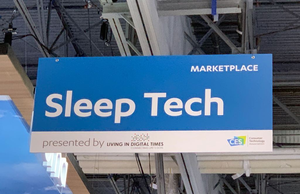 SleepTech at CES 2020