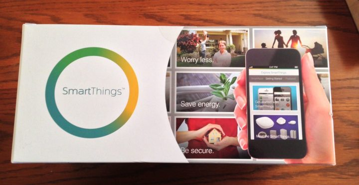 SmartThings 1.0 Box