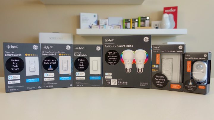 C by GE Smart Home Lighting
