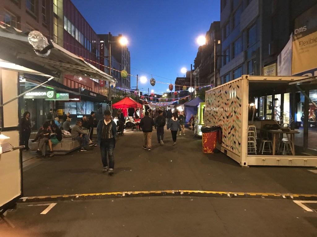 Wellington New Zealand Street Faire