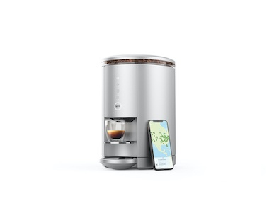 Spinn Coffee maker with App