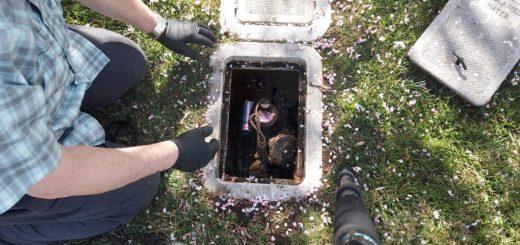 Flume Smart Water Monitor Water Leak Detector Installation