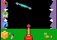Speed-ball-game