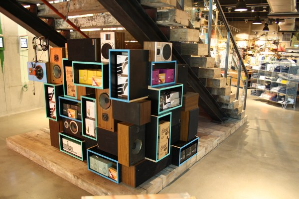 Urban Outfitters Concept Store