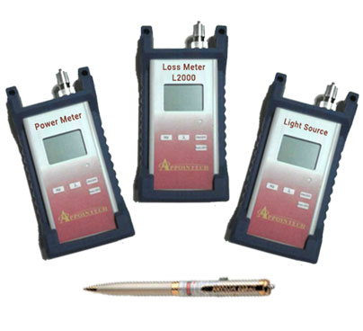 fiber optic test instruments